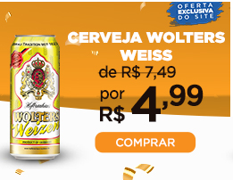 Cerveja Wolters Weiss